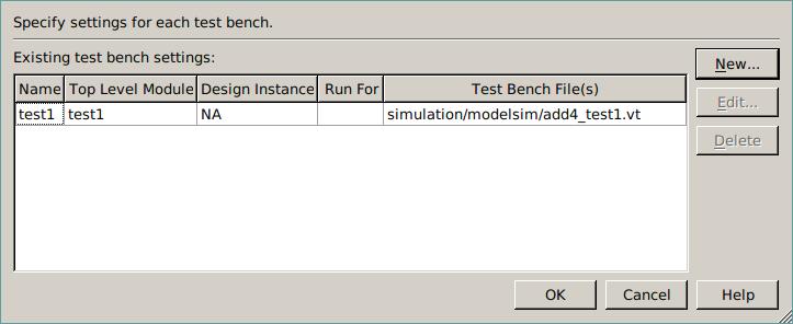 実験3A ModelSim によるシミュレーション